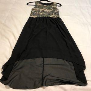 Soprano Hi-Low Dress